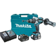Makita XPH07M 18V LXT 4.0 Ah Cordless Lithium-Ion Brushless 1/2 in. Hammer Driver Drill Kit