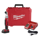 Milwaukee 2667-21CT M18 18V Cordless Lithium-Ion 1/4 in. 2-Speed Right Angle Impact Driver Kit