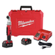 Milwaukee 2667-22 M18 18V Cordless Lithium-Ion 1/4 in. 2-Speed Right Angle Impact Driver Kit