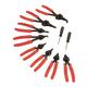 Sunex Tools 3007 10-Piece Snap Ring Pliers Set