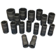 ATD 6406 16-Piece 3/4 in. Drive 6-Point Metric Deep Impact Socket Set