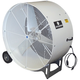 Versa-Kool VKM36-O 36 in. OSHA Compliant Spot Cooler Mobile Drum Fan