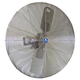 Schaefer 30CFO-SWDS-3 30 in. 3-Phase Washdown Duty Circulation Fan