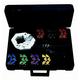 Mastercool 71500 Hydra-Krimp Hose Crimping Tool