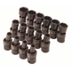 SK Hand Tool 33350 15-Piece 3/8 in. Drive 6-Point Swivel Metric Impact Socket Set