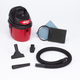 Shop-Vac 2036000 2.5 Gallon 2.5 Peak HP Hang On Wet/Dry Vacuum