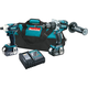 Makita XT252M 18V LXT Cordless Lithium-Ion Brushless 2 pc. Combo Kit