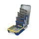 Irwin Hanson 3018002 29-Piece Cobalt M-35 Metal Index Drill Bit Set