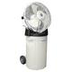 Versamist PVM18C 18 in. Portable Low Pressure Misting Fan with Wheels