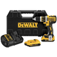Factory Reconditioned Dewalt DCD795D2R 20V MAX XR Cordless Lithium-Ion 1/2 in. Compact Hammer Drill Kit