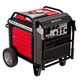 Honda 660270 EU7000iS 7,000 Watt Super Quiet Portable Inverter Generator with Electric Start