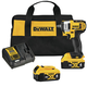 Factory Reconditioned Dewalt DCF883M2R 20V MAX XR Cordless Lithium-Ion 3/8 in. Impact Wrench Kit with Hog Ring Anvil