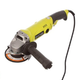 Factory Reconditioned Ryobi ZRAG453G 6.5 Amp 4-1/2 in. Angle Grinder (Green)