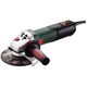 Metabo 600407420 10.5 Amp 6 in. Angle Grinder with Lock-On Sliding Switch