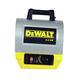 Dewalt F340640 3.3 kW 11,260 BTU Electric Forced Air Portable Heater