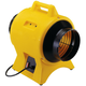 Americ VAF1500A 115V 8 in. Light Industrial Confined Space Ventilator
