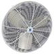 Schaefer 20CFO 20 in. OSHA Compliant 2-Speed Fixed Circulation Fan