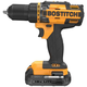 Factory Reconditioned Bostitch BTC400LBR 18V Cordless Lithium-Ion 1/2 in. Drill Driver Kit