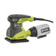 Factory Reconditioned Ryobi ZRS652DGK 2.0 Amp 1/4-Sheet Orbital Pad Sander Kit