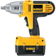 Factory Reconditioned Dewalt DC800KLR 36V Cordless NANO Lithium-Ion 1/2 in. Impact Wrench Kit