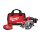 Milwaukee 2530-21XC M12 FUEL 12V Cordless Lithium-Ion 5-3/8 in. Circular Saw Kit with XC Battery