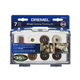 Dremel EZ684-01 7-Piece EZ Lock Sanding and Polishing Kit