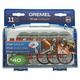 Dremel EZ688-01 11-Piece EZ Lock Cutting Kit