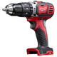 Factory Reconditioned Milwaukee 2607-80 M18 18V Cordless Lithium-Ion XC 1/2 in. Compact Hammer Drill Driver (Bare Tool)