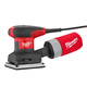 Milwaukee 6020-21 1/4 Sheet Orbital Palm Sander