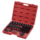 Sunex 2568 43-Piece 1/2 in. Drive SAE Master Impact Socket Set