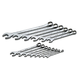 SK Hand Tool 86124 14-Piece 6-Point Combination SAE Wrench Set