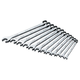 SK Hand Tool 86040 12-Piece 12-Point Long Combination Metric Wrench Set
