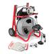 Ridgid 27013 1/2 in. x 75 ft. Autofeed Wheeled Drum Machine