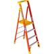 Werner PD6204 4 ft. Type IA Fiberglass Podium Ladder