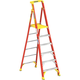 Werner PD6206 6 ft. Type IA Fiberglass Podium Ladder