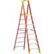 Werner PD6208 8 ft. Type IA Fiberglass Podium Ladder