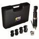 Dent Fix Equipment DF-MP050K 6-in-1 Pneumatic Punch/Flange Kit
