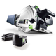 Festool 561718 18V 5.2 Ah Cordless Lithium-Ion Plunge Cut Track Saw PLUS