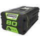 Greenworks 2902402 80V 4.0 Ah Lithium-Ion Battery