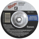 Milwaukee 49-94-9025 9 in. x 1/4 in. x 5/8 in. - 11 Grinding Disc