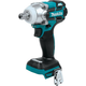 Makita XWT02Z 18V LXT Cordless Lithium-Ion 3-Speed 1/2 in. Brushless Impact Wrench  (Bare Tool)