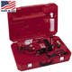 Milwaukee 4270-21 Compact Magnetic Drill Press, 450 RPM with Case