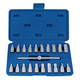 King Tony 9AR11 21-Piece Oil Drain Plug Key Set