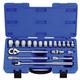 KT PRO A4003MR 19-Piece 1/2 in. Drive 12-Point Metric Standard Socket Set