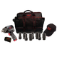 m7 Mighty Seven NC-6236QD 3/4 in. Drive Air Impact Wrench and 8-Piece Deep Impact Socket Kit