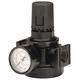 Campbell Hausfeld PA210100AV 3/8 in. NPT Commercial Pressure Regulator with Gauge