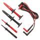 Fluke TL220 6-Piece SureGrip Industrial Test Lead Set