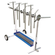 Astro Pneumatic 7300 Universal Rotating Parts Work Stand