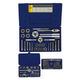 Irwin Hanson 97606 66-Piece Machine Screw / Fractional & Hex Die Set