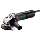 Metabo 600354420 8.5 Amp 4-1/2 in. Angle Grinder with Lock-On Sliding Switch